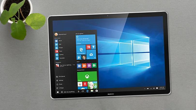 Tablet Windows 10
